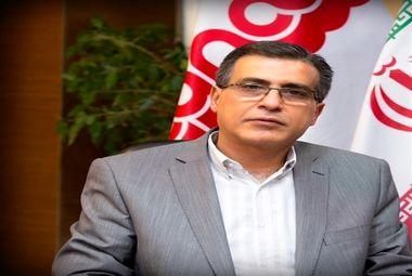بازدید علیمحمد وحید کریمی مدیرعامل فروشگاههای زنجیرهای شهروند از روند خدمات رسانی و عملکرد فروشگاه المپیک