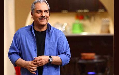 مهران مدیری ریحانه پارسا را با خاک یکسان کرد + فیلم