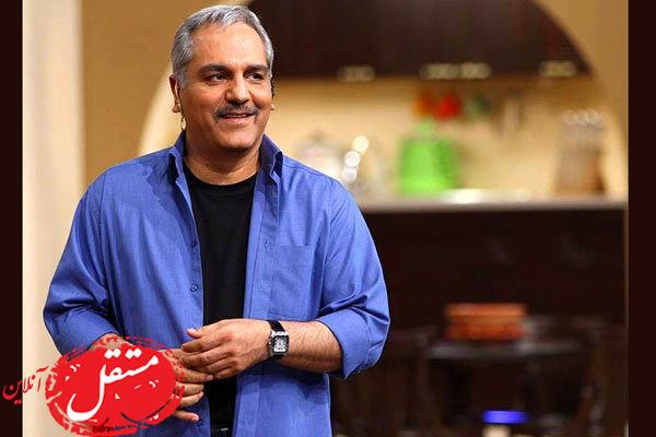 مهران مدیری با برنامه دورهمی در شب یلدا به تلویزیون باز می گردد