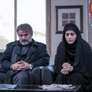 ریحانه پارسا و مهدی سلطانی در سریال «پدر»