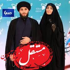 الهام چرخنده از ماجرای ازدواج با همسر روحانی اش پرده برداشت + عکس