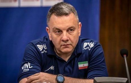 کولاکوویچ به فدراسیون والیبال تخفیف نخواهد داد