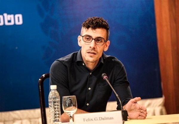 دالماس: بدون ترس مقابل ایران قرار میگیریم