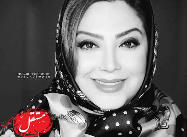 پرتره جدید مریم سلطانی + عکس
