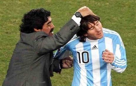 مارادونا: مسیِ آرژانتین من در بهترین مقطع از دوران بازیگریاش بود
