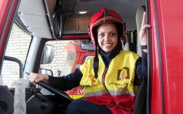 جذب آتش نشانان زن در شهرداری تا 2 ماه آینده