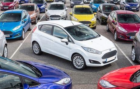 ۱۰ خودروی پرطرفدار در بازار بریتانیا
