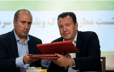 پشت پرده رفت و برگشت ویلموتس به تیم ملی فوتبال ایران