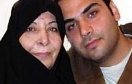 احسان علیخانی و مادر مذهبی اش + عکس