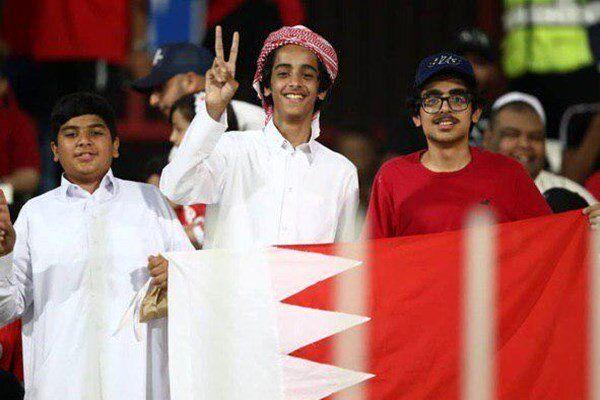 اعتراض فدراسیون فوتبال ایران به رفتار سخیف تماشاگران بحرین