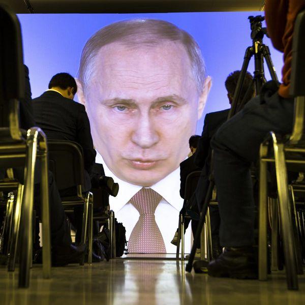 شهروندان مسکو علیه پوتین