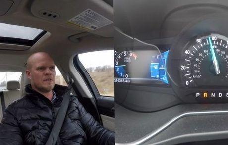 اگر با خودروی در حال حرکت دنده عقب بگیریم چه اتفاقی میافتد؟!