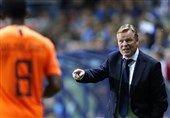 کومان دو بازیکن مصدوم را به تیم ملی هلند دعوت کرد