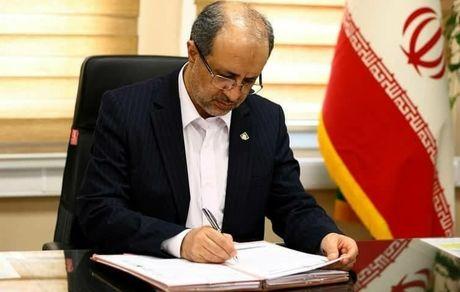 پیام تبریک مدیر عامل شرکت فولاد مبارکه اصفهان در پی انتصاب مهندس جعفری به عنوان رئیس هیات عامل ایمیدرو