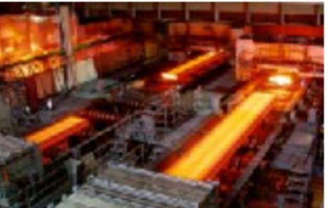 افزایش تولید گندله آهن اسفنجی و فولاد خام
