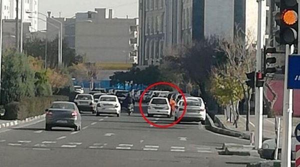 شغل جدید دختران تهرانی لو رفت