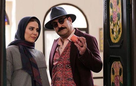 بهبود سریال پایتخت در کنار همسر و دخترش باران + عکس