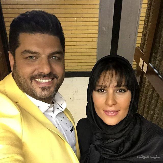 بیوگرافی سام درخشانی و همسرش عسل