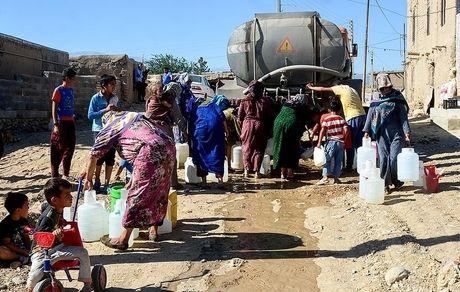 مردم ایران در قرن 21 هنوز به دنبال آب هستند!