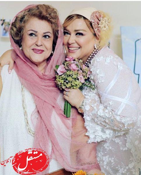 بهاره رهنما در کنار مادر شیکش + عکس