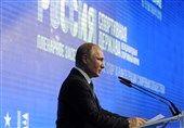 پوتین: روسیه به دنبال افتخارات جدیدی در ورزش جهان است