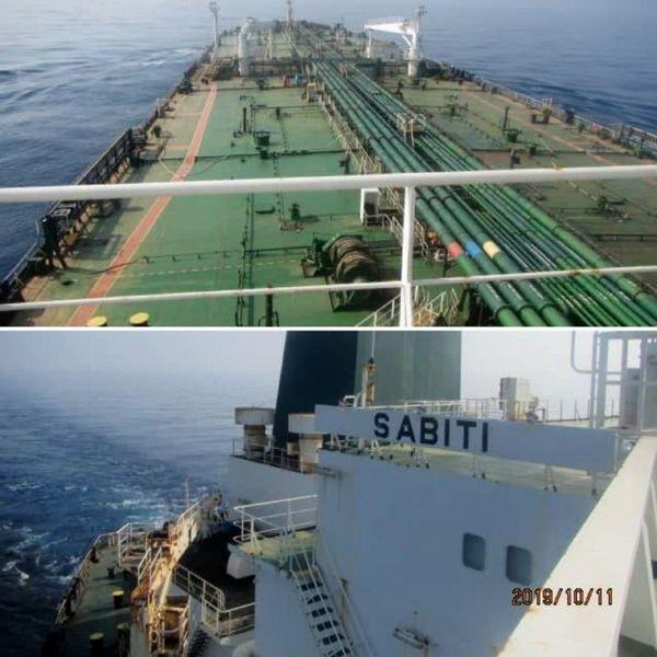 حمله موشکی به نفتکش ایرانی در آبهای عربستان