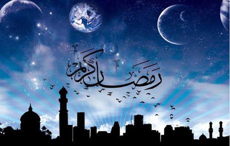 تاریخ شروع و پایان ماه رمضان ۹۹