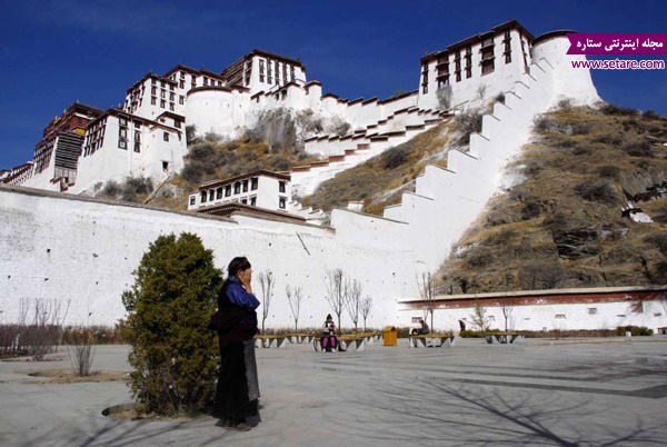 قصر پولاتا، لهاسا، چین، یونسکو، دالایی لاما، رهبر بودائیان جهان، قرن 14