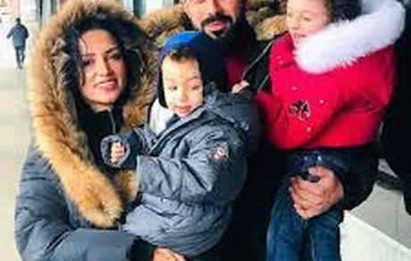 عکسهای جنجالی روناک یونسی  و همسرش محسن میری