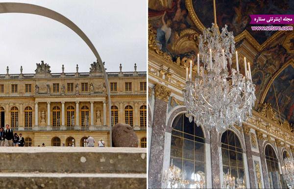 کاخ ورسای، فرانسه، کاخ مجلل
