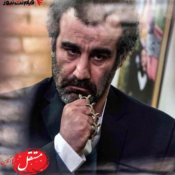 نقی سریال پایتخت در کنار همسر و پسرش + تصاویر جذاب
