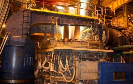 تولید شمش فولادی در مجتمع فولاد صنعت بناب رکورد جدید ثبت کرد