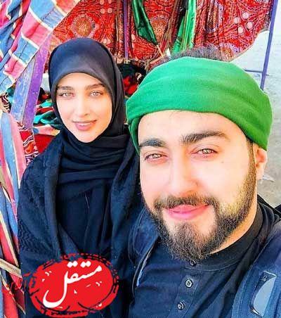 ماجرای طلاق آناشید حسینی از پسر سفیر ایران چه بود؟ +تصاویر