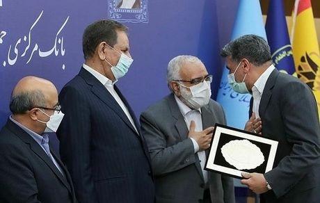 تجلیل رئیس کمیته امداد از اشتغالزایی بانک صادرات ایران برای محرومان