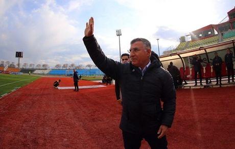 جلالی: این پیروزی امید زیادی به تیم داد