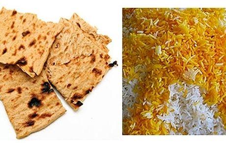 برنج چاق کننده تر است یا نان؟!