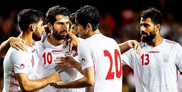تیم ملی بعد از بازی با بحرین با پرواز چارتر به تهران باز خواهد گشت