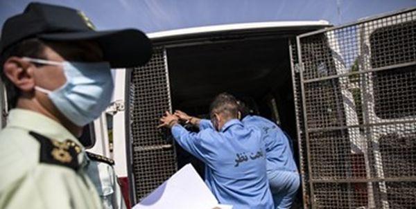 انهدام باند سرقتهای سریالی در شهرری/۴ سارق دستگیر شدند