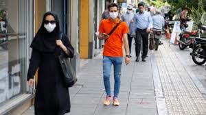 مناطق پرخطر کرونایی در تهران