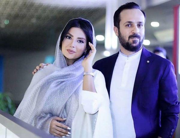 ارسطوی سریال پایتخت در کنار همسر و پسرش + تصاویر و بیوگرافی