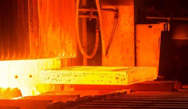 افزایش حدود ۱۰ درصدی تولید فولاد خام ایران در هشت ماه ۲۰۲۱