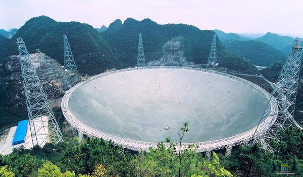 ساخت بزرگترین و حساسترین تلسکوپ جهان +عکس