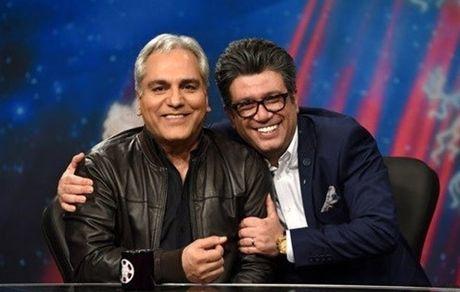 حمله تند مهران مدیری به رامبد جوان+ فیلم و عکس