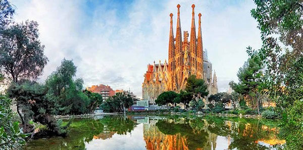 کلیساهای معروف جهان + عکس