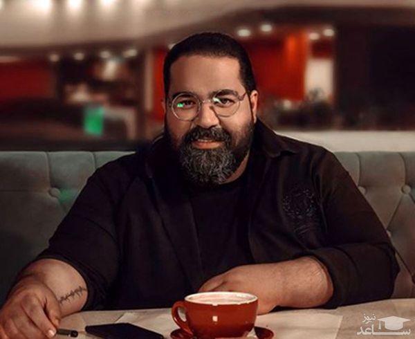 آرزوی محال رضا صادقی + عکس