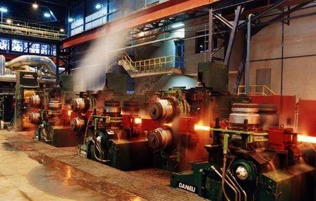 شرکت فولاد خوزستان دومین قطب تولیدکننده فولاد کشور است