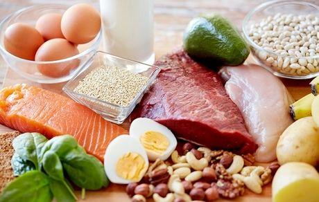 علائم کمبود پروتئین در بدن